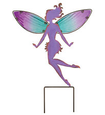 Fairy Garden Stake Lg - Purple - Regal Art & Gift 10806