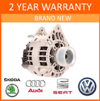 Alternator - VW Volkswagen VW Golf Mk4 1.4 1.6 1.8 1.9 2.0 FSI TDI UPRATED 110A