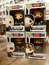 Sons of Anarchy Funko Pop! Set-Jax, arcilla, Opie Winston & Gemma Teller Morrow