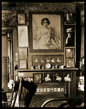 Bellocq photo of Storyville prostitute's room #13, New Orleans, 1910-1915