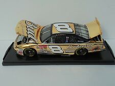 Dale Earnhardt Jr #8 Budweiser 2000 Chevrolet MC Action 24kt GOLD Nascar Diecast