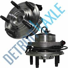 Pair of 2 NEW Front Wheel Hub and Bearing 2WD w/ ABS for JAGUAR S-TYPE