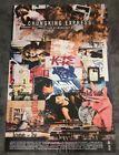 Внешний вид - Wong Kar Wai CHUNGKING EXPRESS Orig 4K Release INTL Double-Sided Movie Poster