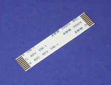 Ffc a 9pin 1.0 pitch 5cm cable plano Flat Flex Cable Ribbon AWM cable plano