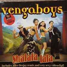 Vengaboys   Shalala lala         Maxi CD