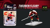 McFARLANE NHL VINTAGE HOCKEY - CALGARY FLAMES - THEOREN FLEURY - NEU/OVP