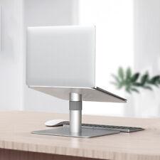 Aluminum Laptop Stand Adjustable Desktop Cooling Folding Computer Tablet Holder