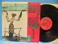 Bug Out Volume 1 1991 V/A Record Sixteen Itchy Twitchy Classics Candy CR 004