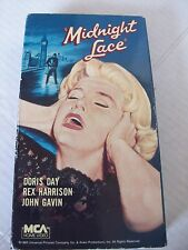 MIDNIGHT LACE, DORIS DAY, REX HARRISON, VHS 1960/ 1987 MCA HOME VIDEO