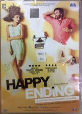 HAPPY ENDING DVD - SAIF ALI KHAN - 2014 BOLLYWOOD MOVIE DVD
