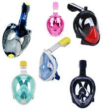 SNORKELPRO SALE Breathe Naturally Full Face Snorkel Swimming Mask OVER 1500 SOLD