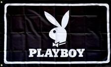 Playboy Bunny 3 x5 Flag 3x5 Banner Gift Dorm Frat Man Cave Dad Mom Sorority Fun