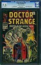 Doctor Strange #169 CGC 7.5 1969 1st in own title! Origin! Movie E8 211 cm clean