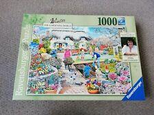 The Gardening World 'Winter' - Ravensburger 1000pc Jigsaw Puzzle