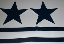 DALLAS COWBOYS FULL SIZE FOOTBALL DECALS