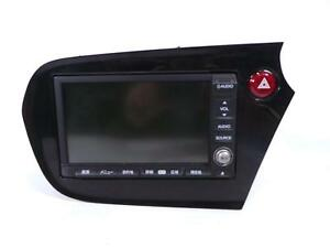 09 HONDA INSIGHT STEREO HEAD UNIT RADIO DISPLAY 39540-TM8-J51 *NEEDS CODE