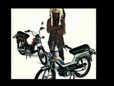 INDIAN AMI-50 MOPED PARTS MANUAL 100pg for Motorcycle Scooter Service & Repair
