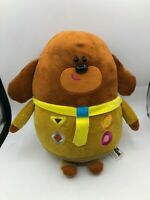 Official Hey Duggee Brown Dog ABC Kids Talking Plush Soft Stuffed Toy Animal