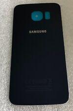 Batería Tapa Cubierta de Trasera Azul para Samsung Galaxy S6 Edge G925F