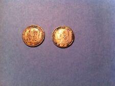1896 + 1897 Netherlands 10 Cent Lot, Silver, ten dime cents (539)