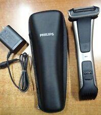 Philips Norelco Bodygroom 7000 Showerproof Trimmer Shaver w/ Case BG7040