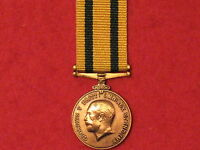 Miniature World War 1 Territorial Force War Medal 1914 1919 with ribbon