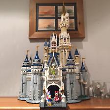 16008 Friends Compatible 71040 Princess Disney Castle City Building Blocks Toys