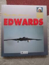 BAUDRY HALL SUPER BASE EDWARDS AFB USAF F-15E HERCULES F-4 F-16 B-1 B-2 AH-64