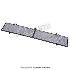 BMW E90 E91 E92 E93 Cabin Air Filter Activated Charcoal 64 31 9 142 115 NEW
