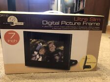 Digital Picture Frame Ultra Slim - new in unopened box