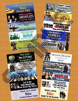 Beatles Jukebox Title Strips Vol. 2