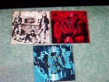 THE BEATLES SET OF 3 MUSICLAND FLEXI-DISCS