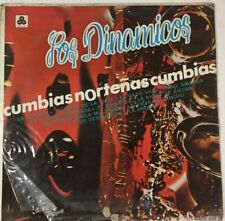 LOS DINAMICOS -CUMBIAS NORTEÑAS- MEXICAN LP STILL SEALED MILD COVER CUMBIAS