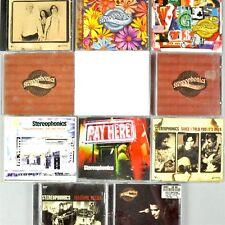 Stereophonics 10 CD Lot UK Singles Promos ECD Videos Acoustic Live 1998-2004