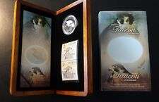 Canada 2006 $5 Proof Silver Peregrine Falcon Limited Edition Stamp & Coin Set