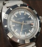 orologio diver 200m vintage automatico ETA 2789 VeryWatch funzionante