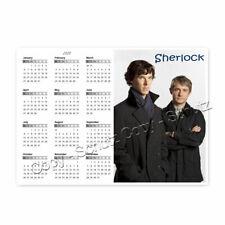 Benedict Cumberbatch in Sherlock - Taschen Kalender / Calendar laminiert 2020