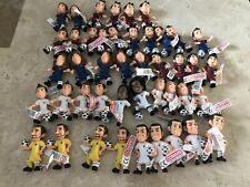 44 x Yolanda/Comansi Figures Barcelona Real Madrid Messi Ronaldo Pique Puyol ETC