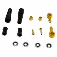 Jagwire HyFlow Quick-Fit Fitting Kit, For TEKTRO Orion/ Auriga Pro,HFA802