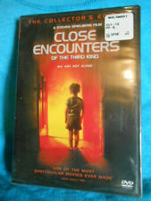 Close Encounters of the Third Kind - Sealed Dvd Steven Spielberg Collectors Ed.