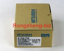 1PC NEW MITSUBISHI A1S-61PN PLC Module Power Supplyer A1S61PN