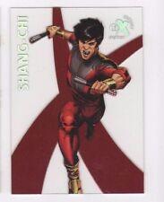 2017 Fleer Ultra Spider-man EX century EX3 Shang-Chi