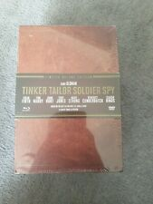 tinker tailor soldier spy deluxe blu ray edition