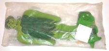 """Jolly Green Giant 25"""" Tall & Sprout Sealed Baggie Mail Away Premium Vintage 1973"""