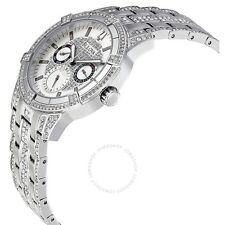 Bulova Men's Crystal Multi Function Watch (96C109)