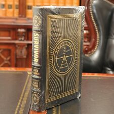 SURVIVOR Signed by Chuck Palahniuk Easton Press Leather Bound Sealed New