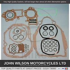 Honda CX650C CX650E 1983 Complete Engine Gasket & Seal Rebuild Kit
