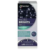 Premier 100 Multi-Action White Battery MicroBrights Time Lights LB151210W
