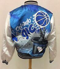 Vintage Orlando Magic Chalk Line Fan NBA Basketball Jacket Mens Medium