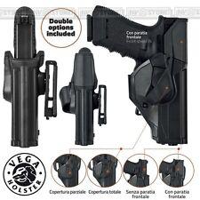 Funda VEGA HOLSTER CAMA CCH POLÍMERO para Beretta 92/98 con seguro de Clip